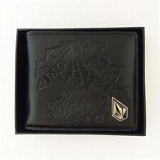 New with Box Volcom Men's Surf PU Leather Wallet  VALENTINE Gift #231