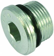 B5-01131 - SAKM26 - M26X1.5 Metric Male Blanking Plug-Internal Hexagon