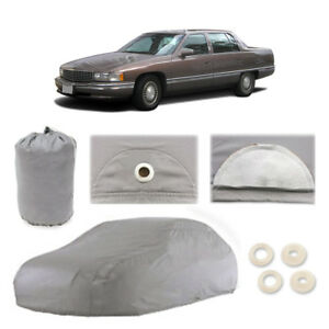 Cadillac Deville 6 layer Car Cover Outdoor Water Proof Rain Sun Dust Early Gen.