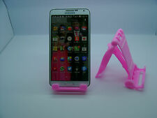 LOT OF 100 NEW STAND HOLDER CELL PHONE DISPLAY 1 in 1 BL03 PINK