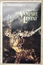 VAMPIRE LESTAT #8 ANNE RICE INNOVATION 1990 HORROR COMIC BLOOD SUCKERS SCARCE X