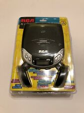 Rca Personal Cd Player Rp-7921, Bass Boost Portable Disc Player