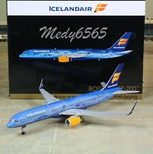 """Gemini Jets Icelandair """"80 Years"""" Boeing B757-200W 1/200"""