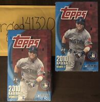 2010 Topps Series 2 Baseball Factory Sealed Hobby Box Lot. SP/SSP/Auto?