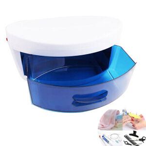 Salon Tool UV Disinfection Steriliser Cabinet Drawer Beauty Hair Nail Spa Tattoo