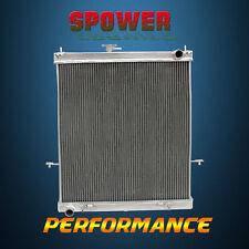 3 ROW 56MM Aluminum Radiator For Nissan Patrol Y61 GU 3 4 5 4.2L Diesel AT 02-09