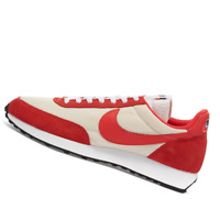 NIKE MENS Shoes Air Tailwind 79 - Sail, Red, White & Obsidian - 487754-101