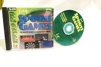 Sports Games Software  For PC DOS CD-Rom 1996