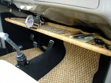 VW TYPE 1 BUG ACCESSORY BAMBOO PACKAGE UNDER DASH TRAY FITS BUG SEDAN