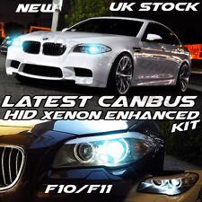 NEW BMW F10 F11 PREMIUM HID XENON KIT CONVERSION 5 SERIES 6000k F30 31 UK STOCK