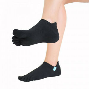 ToeToe Socks Glove Style Suits All Barefoot Shoes Sport Running Under Ankle