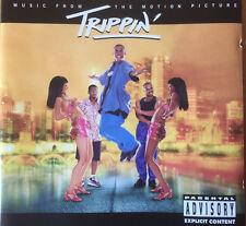 """""""TRIPPIN""""-FILM SOUNDTRACK-TQ-3T-BROWNSTONE-R&B-RAP-HIP HOP- NEW CD 1999"""