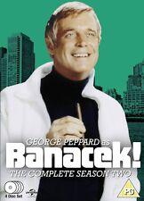 Banacek: Complete Season 2 - DVD NEW & SEALED (4 Discs) - George Peppard