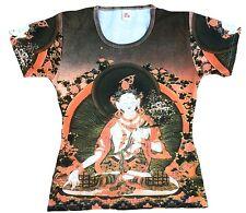 White Tara tipet nepal Buda religión tatuaje Designer Star VIP tipo t-shirt G.M