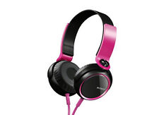 Sony MDR-XB400 XB Series Extra Bass Headband Headphones MDR-XB400/P (Pink) New