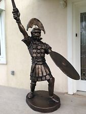 Roman Centurion sculpture By Chris Levatino