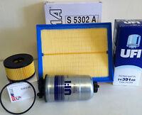 FOR AUDI A4 1.9 TDI & 2.0 TDI 01-08 DIESEL SERVICE KIT OIL AIR FUEL FILTER