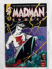 Madman Comics #4 (Dark Horse,  1994) VF+
