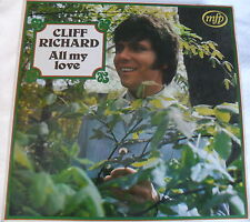 Cliff Richard - All My Love - MFP 1420