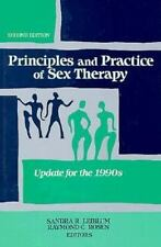 Principles and Practice of Sex Therapy, Second Edition: Update for the 1990s