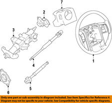FORD OEM 08-10 F-350 Super Duty Steering Column-Shroud 7C3Z3530AD