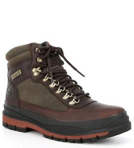 Mens Timberland Field Trekker Waterproof Insulated Boots NEW Size 12