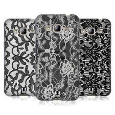 Cover e custodie nero modello Per Samsung Galaxy J3 con un motivo, stampa per cellulari e palmari