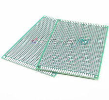8x12cm Beidseitig Protoboard Schaltung Verzinnt Universal DIY Prototype PCB Tafe