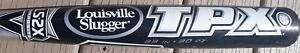 "Louisville Slugger 2012 TPX Z1000 BB12Z 33"" 30 oz 33/30 2 5/8"" Barrel BBCOR"