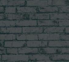 Glänzende Steinmauer-Effekt-Tapeten mit Rollen
