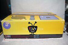 The TIVO Box 80hr DVR TCD540080 Series 2 in Box Digital Video Recorder