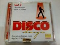 CD DISCO VOL. 2 L'EPOCA D'ORO DELLO STUDIO 54