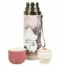 Official Pink Moomin Love Thermal Flask from House of Disaster