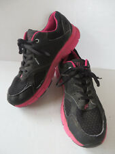 Details zu FILA ° leichte SPORTSCHUHE Gr. 37 schwarz Rot Mädchen Schuhe Freizeit