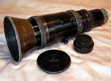 LENAR 40-162mm F3.8 ZOOM lens LOMO Lenkinap OCT-18 Konvas movie camera 1KCP-1M