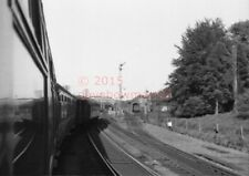 PHOTO  SR OKEHAMPTON RAILWAY STATION  VIEW OF THE ENDS OF THE STATION SHOWING RI