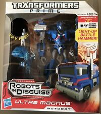 Transformers Prime RID Robots in Disguise Ultra Magnus  New Sealed