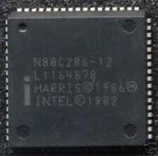 INTEL N80C286-12 PLCC-68 High Performance Microprocessor