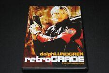 Retrograde (DVD, 2009) Dolph Lundgren
