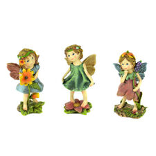 Fairy Garden Mini - Playful Flower Fairies - Set of 3