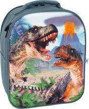 Animal Planet Zaino-Set da gioco 3D Dinosauri