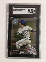 BO BICHETTE 2017 Bowman Chrome ROOKIE RC #BCP142! SGC MINT+ 9.5! CHECK MY ITEMS!