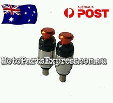FORK BLEEDER KTM 950 990 1190 ADVENTURE M4 X 0.7 KTM950 KTM990 KTM1190 BLEEDERS