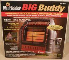 Mr. Heater Big Buddy Indoor/Outdoor Portable Propane Heater 18000 BTU #F274885