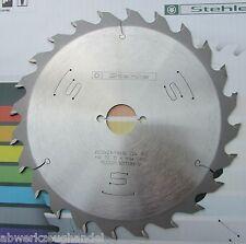 HM/Widia Kreissägeblatt 230 x 30  Z 24 Stehle WZ für Mafell KSP 85 /KSP 85 FC