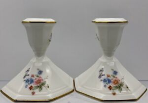 50th ANNIVERSARY CANDLESTICK HOLDERS1991 Made in Japan