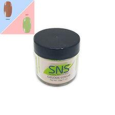 SNS Nail Dipping Powder MOOD CHANGING Colors No Primer,No Liquid MS01-MS24