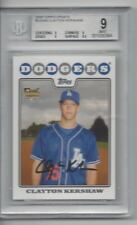 2008 Topps Update Clayton Kershaw Los Angeles Dodgers #UH240 Baseball Card