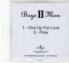 (FB918) Boyz II Men, One Up For Love - DJ CD