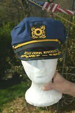 Vintage ''Belle Carol Riverboat Co.'' Paddle Boat Captains Hat ? 1960's